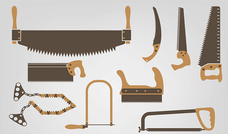 Types of Hand Saws