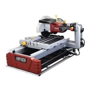 Chicago Electric 2.5 HP Industrial Tile Saw