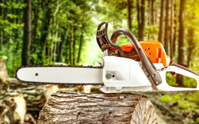 How to measure chainsaw bar and chain